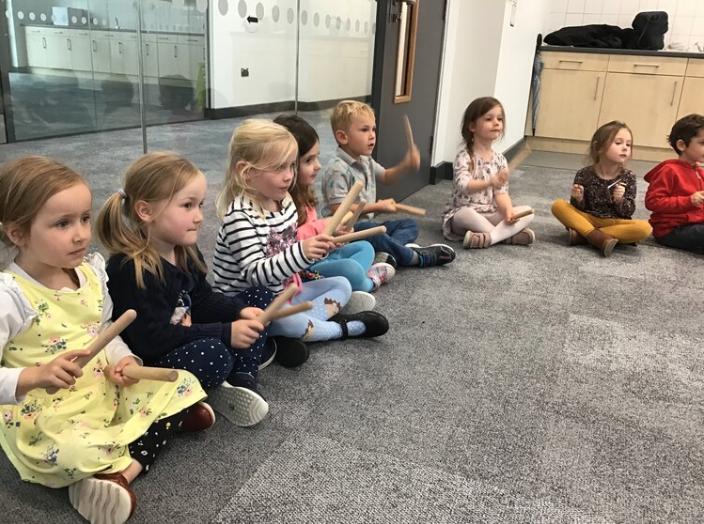 Artic Fox blog, music Mulberry park Educate Together Primary