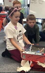 Year 2 Blog, Traction Man Mulberry Park Educate Together Primary